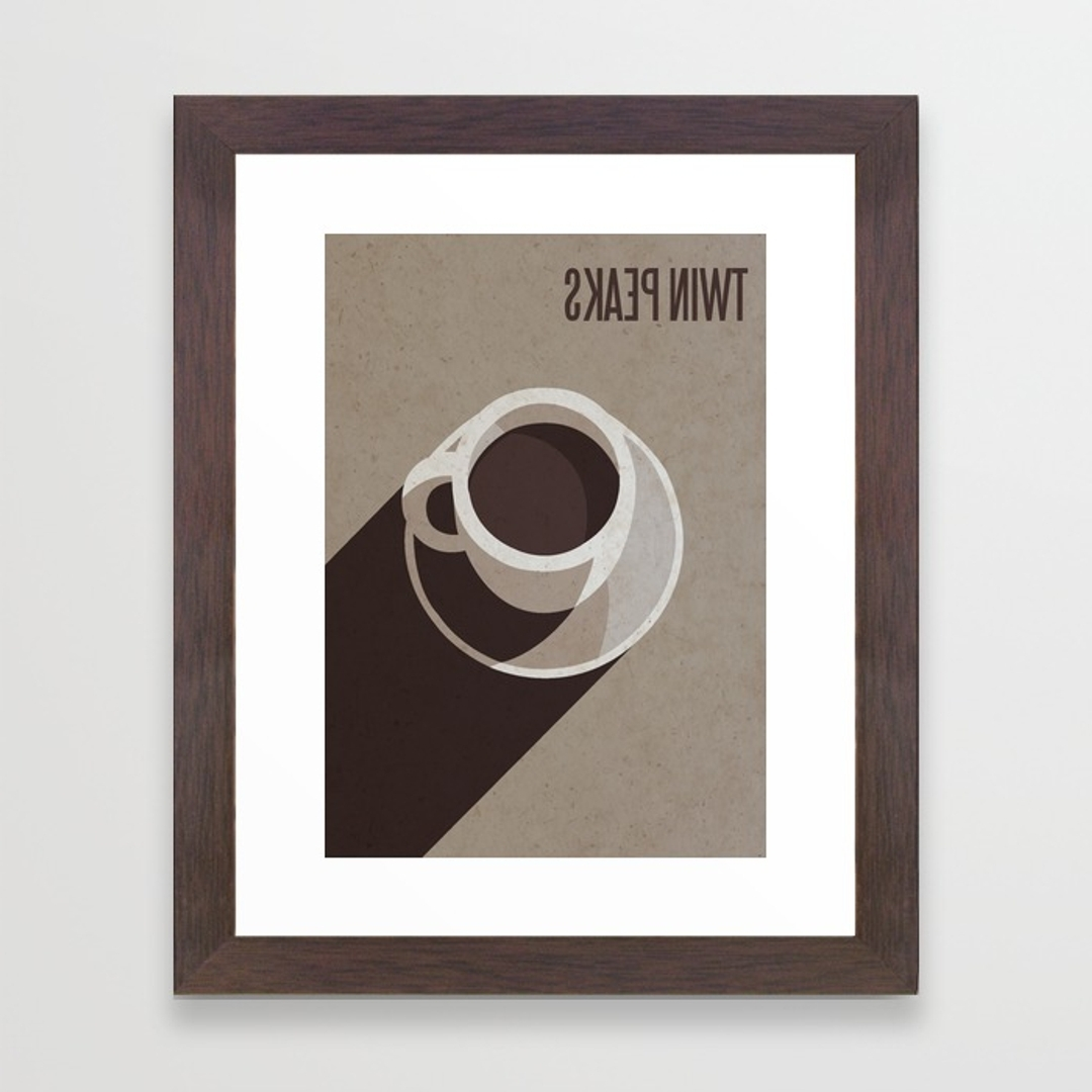 Society6 Intended For Framed Coffee Art Prints (View 12 of 15)