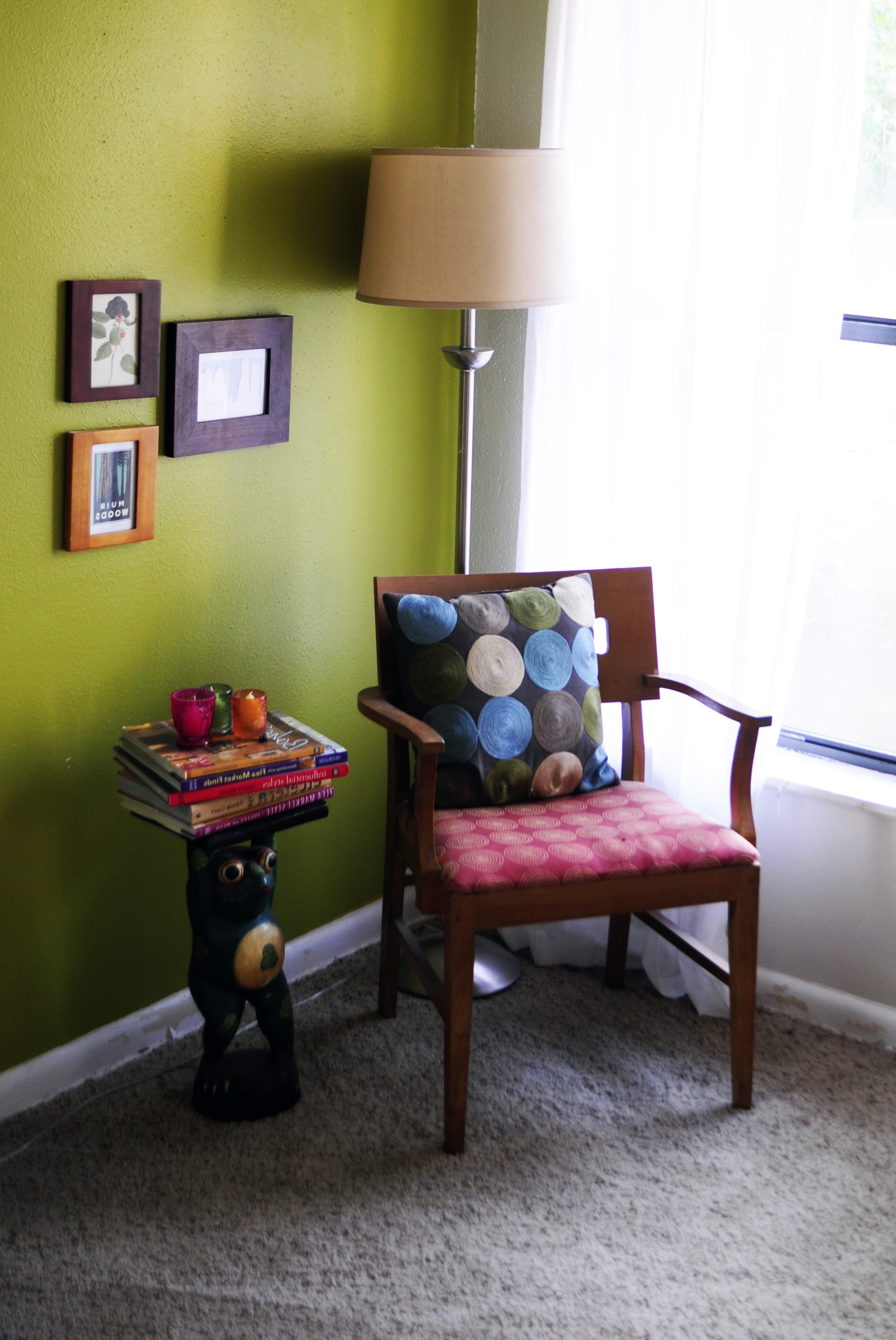 The Doodle House Pertaining To Most Current Green Wall Accents (Gallery 8 of 15)