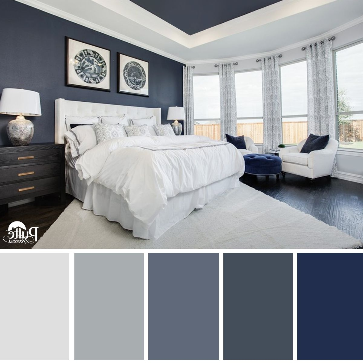 This Bedroom Design Has The Right Idea (View 12 of 15)