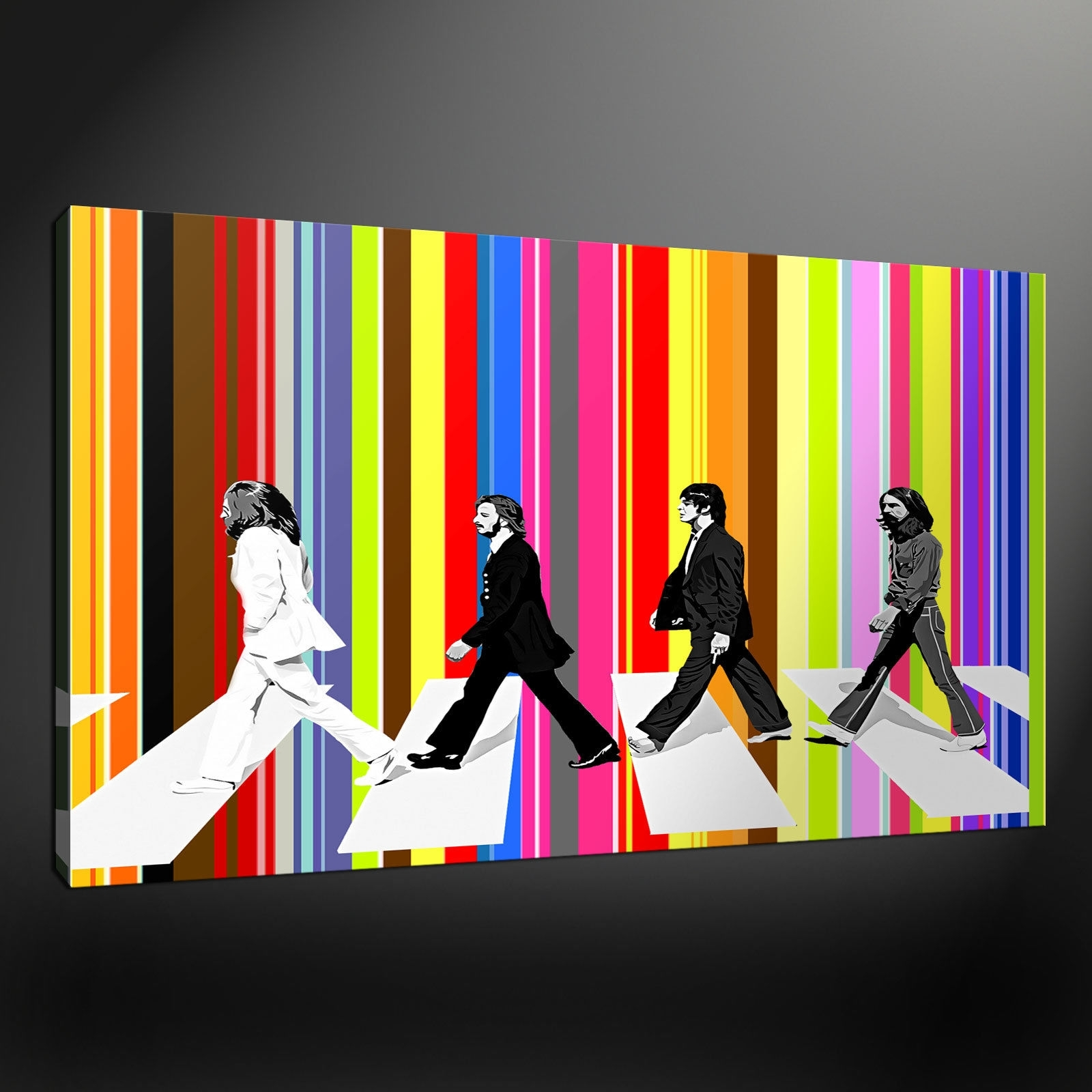 Trendy Canvas Print Pictures. High Quality, Handmade, Free Next Day Delivery. With Music Canvas Wall Art (Gallery 11 of 15)