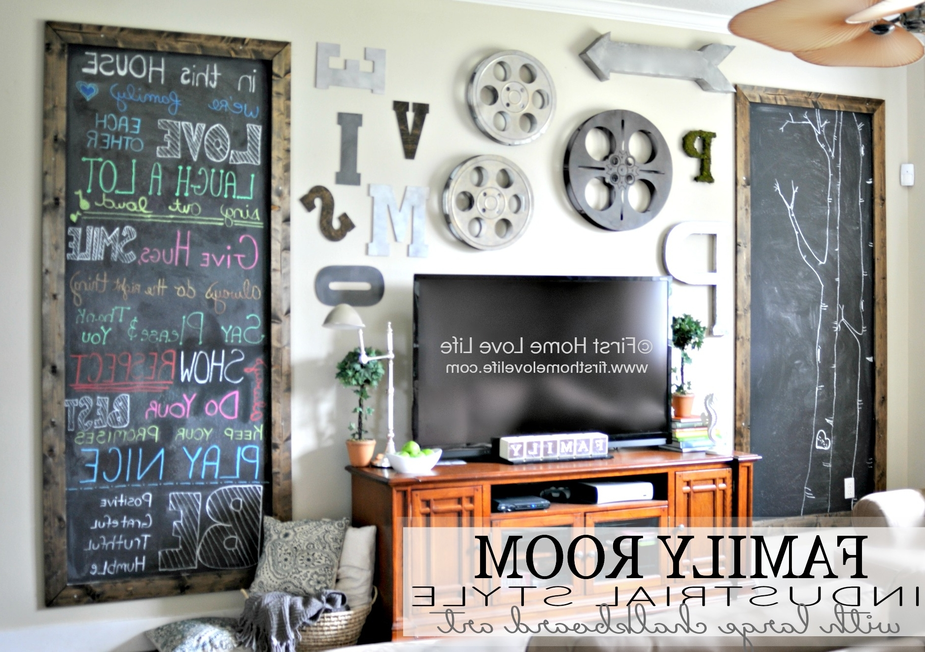Trendy Industrial Wall Art At Home And Interior Design Ideas Within Vintage Wall Accents (View 8 of 15)