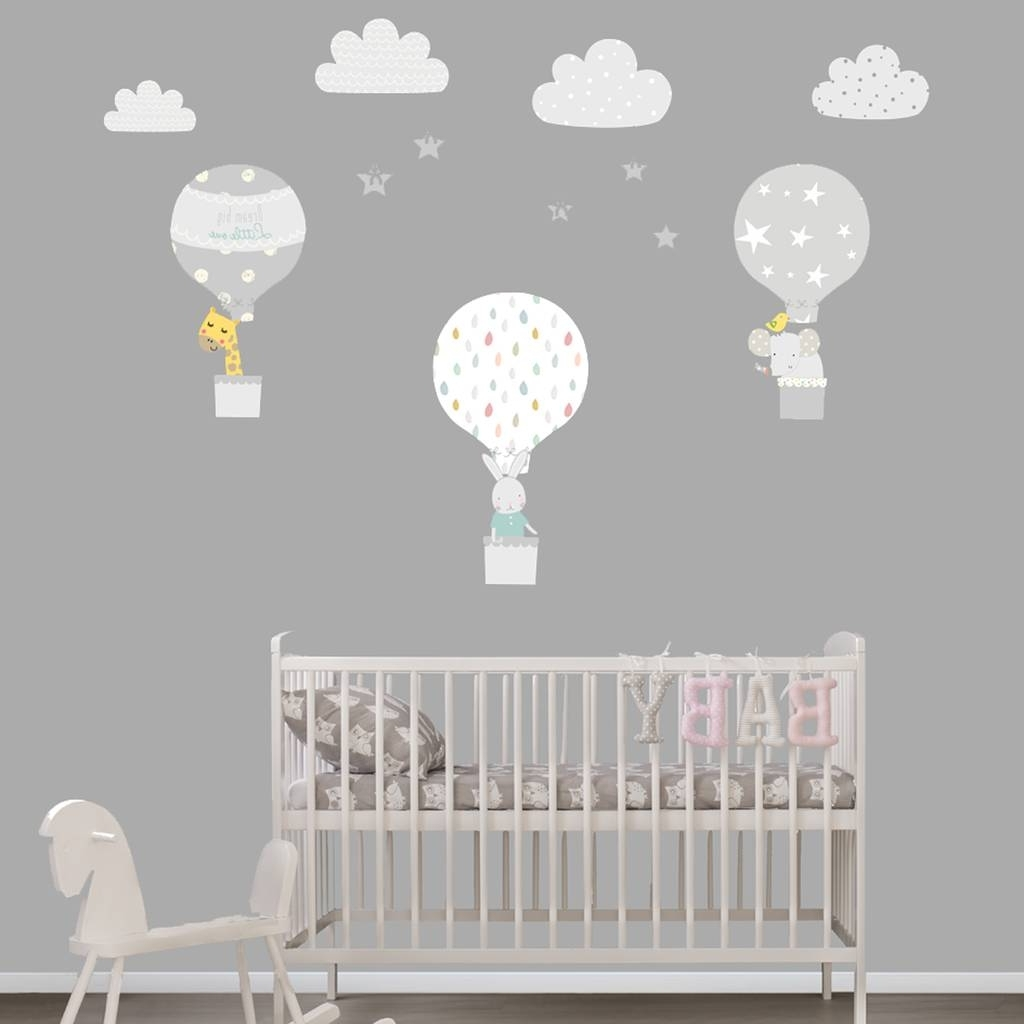 Trendy Wall Art Stickers And Decals (Gallery 13 of 15)
