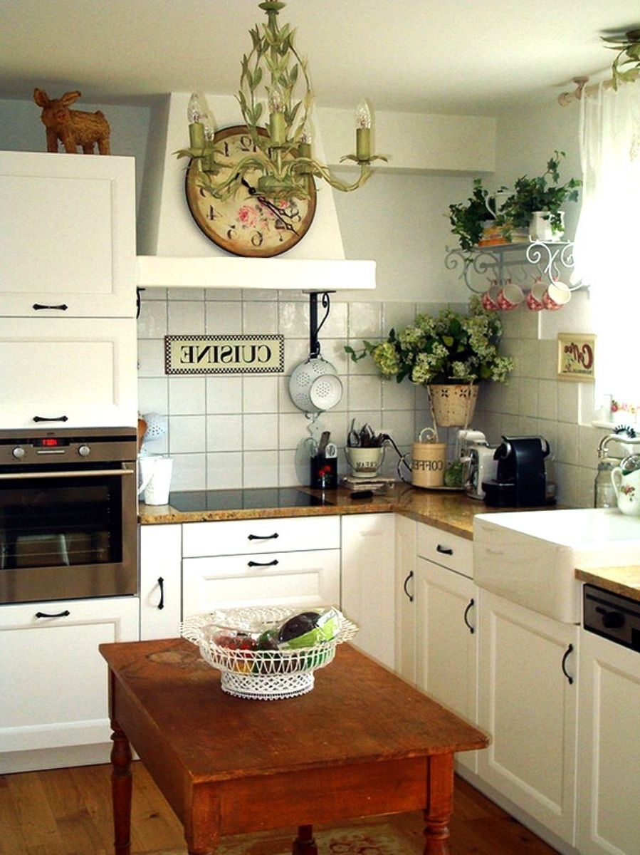 Wall Accents Cabinets Intended For Current Old Farmhouse Kitchen Decor Old Farm Decor Cheap Rustic Decor (View 9 of 15)