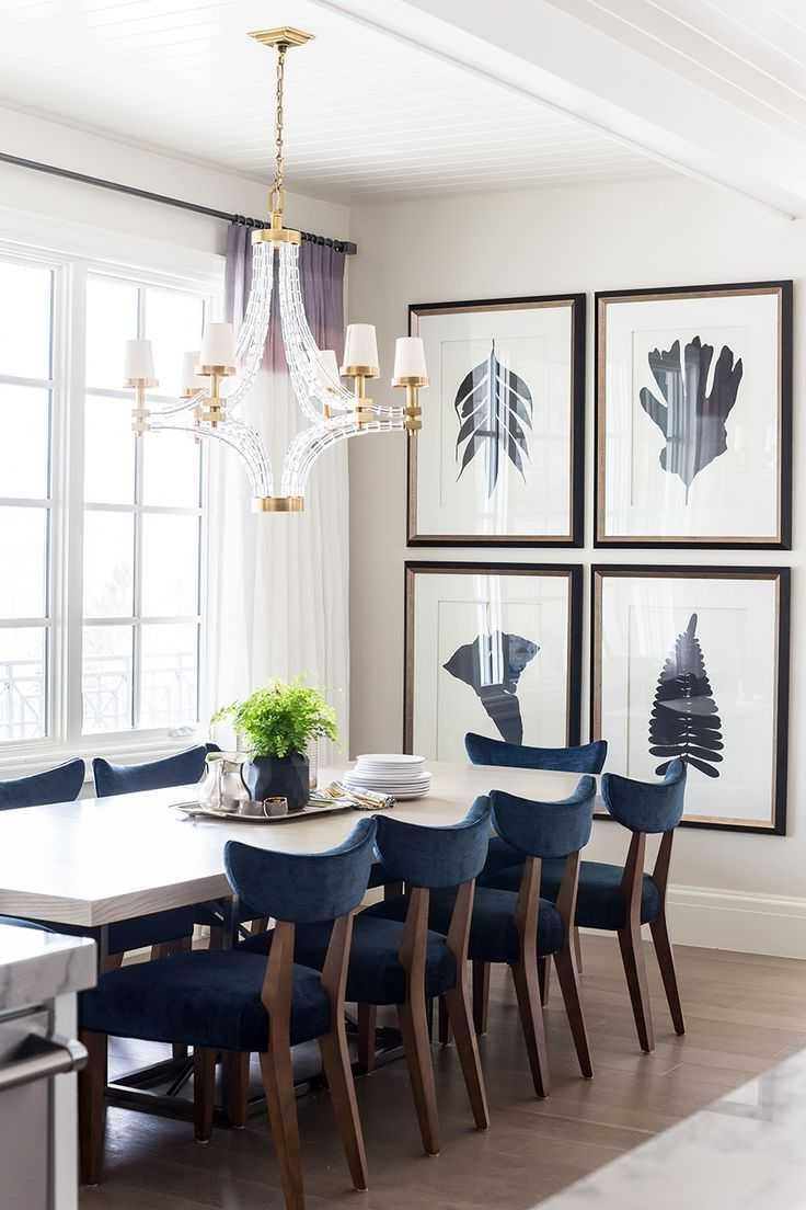 Featured Photo of Wall Accents For Dining Room