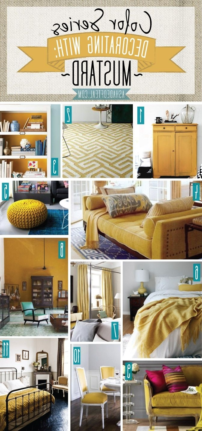 Wall Accents For Yellow Room Pertaining To Current Best 25 Yellow Wall Decor Ideas On Pinterest Yellow Room Decor (View 12 of 15)
