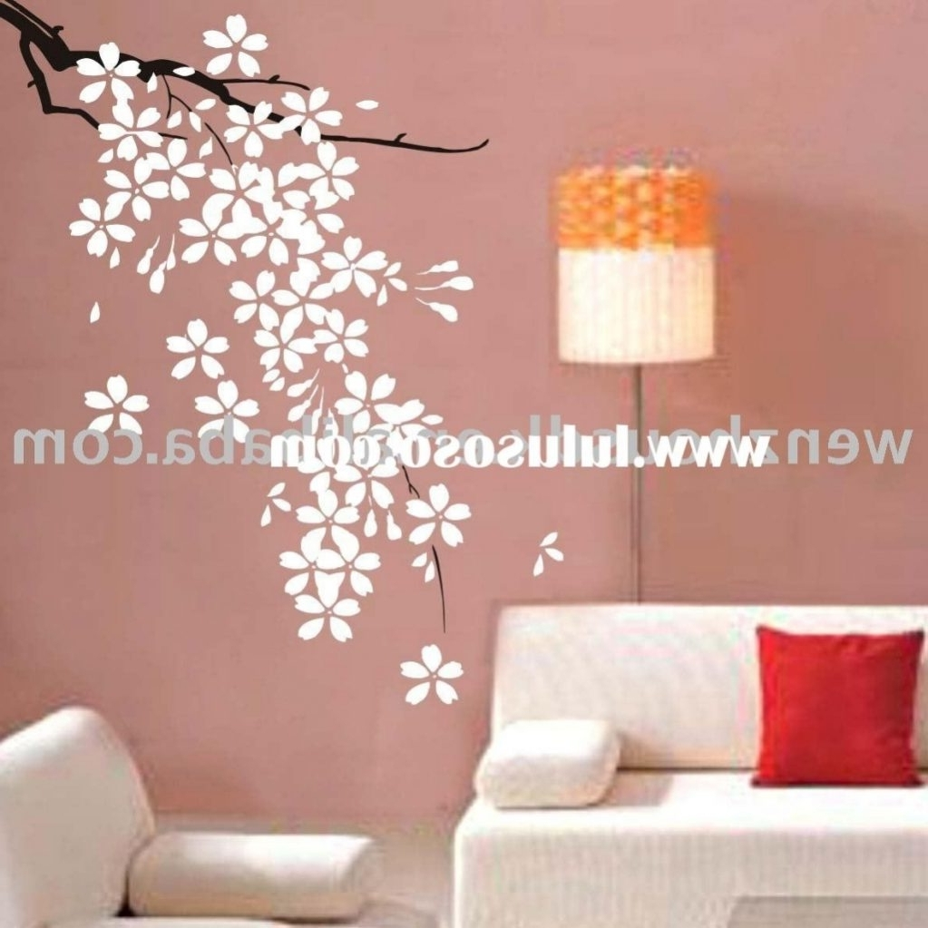 Wall Accents Stickers Pertaining To Most Current Wall Stickers Decoration For Home Creative And Innovative (View 3 of 15)