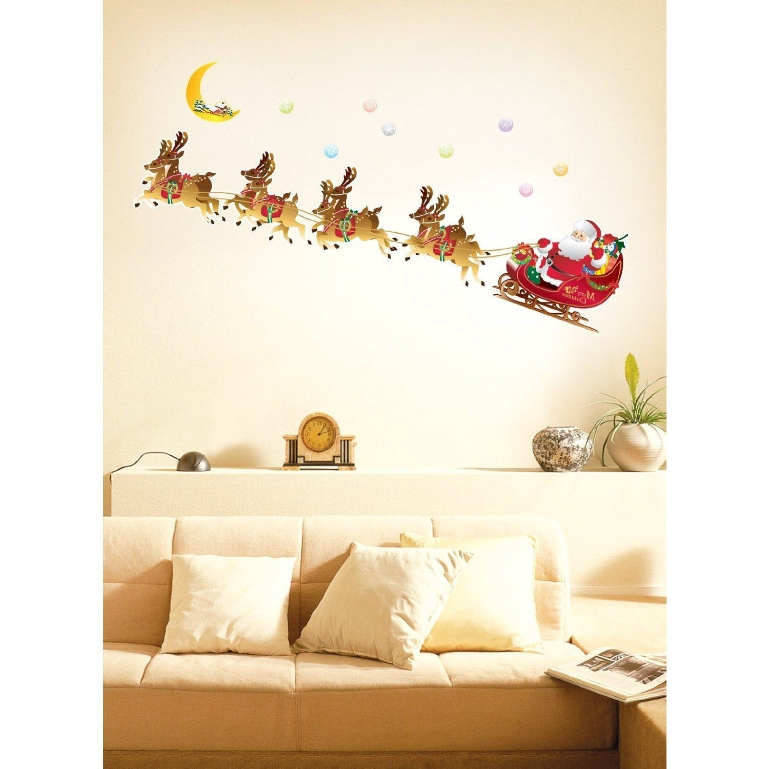 Wall Accents Stickers Within Popular Christmas Special – Décor Ideas For Your Home (View 4 of 15)