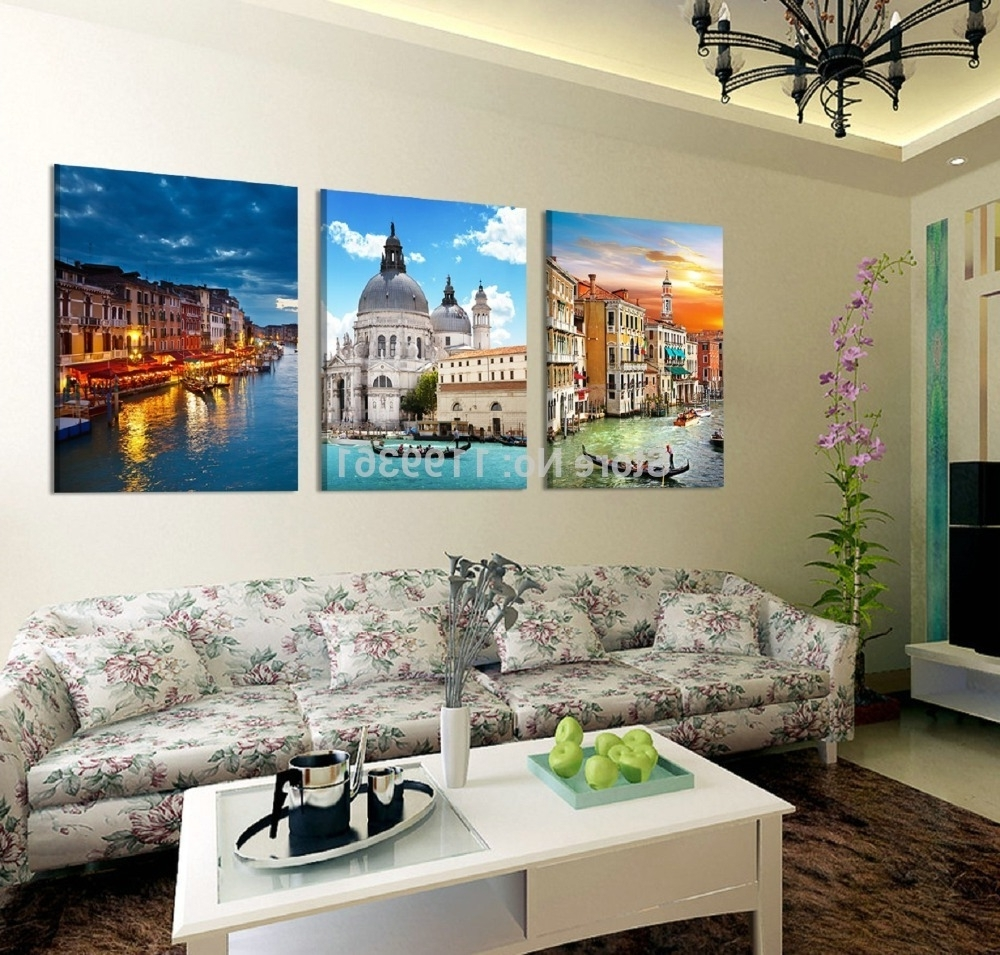 Featured Photo of Canvas Wall Art Of Italy