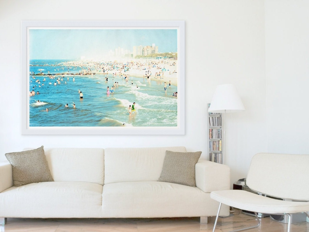 Featured Photo of Framed Beach Art Prints