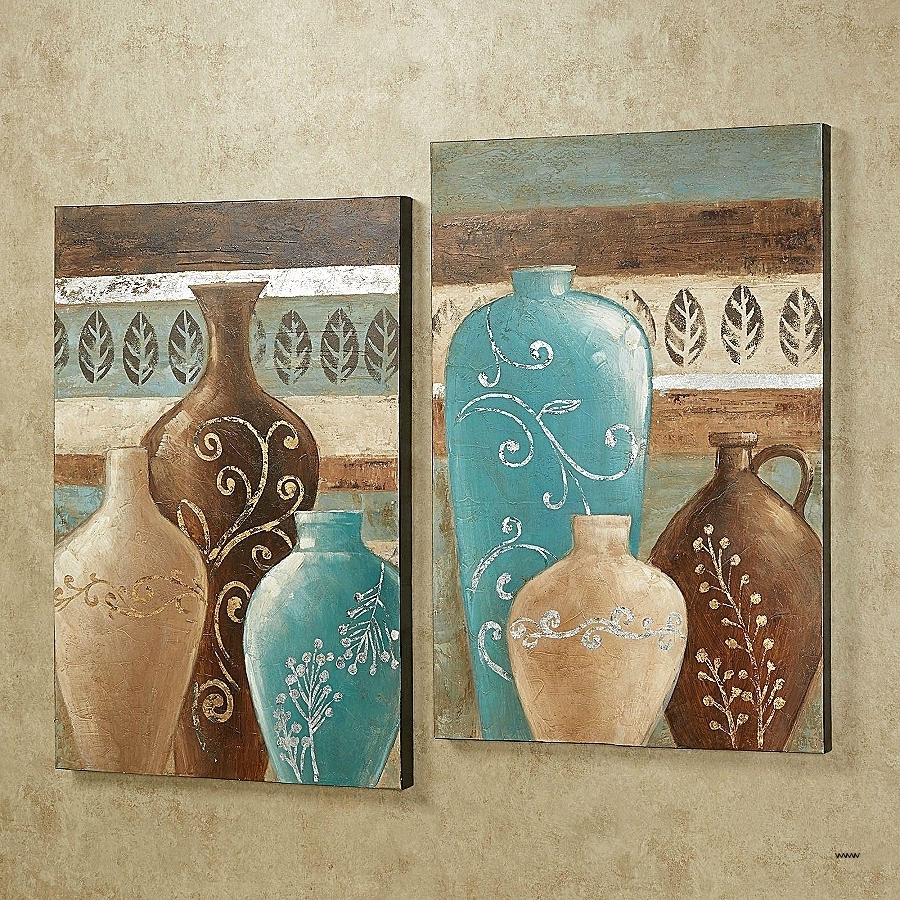 Wall Art Unique Brown And Blue Wall Art Full Hd Wallpaper Photos In Most Popular Blue And Brown Canvas Wall Art (View 12 of 15)