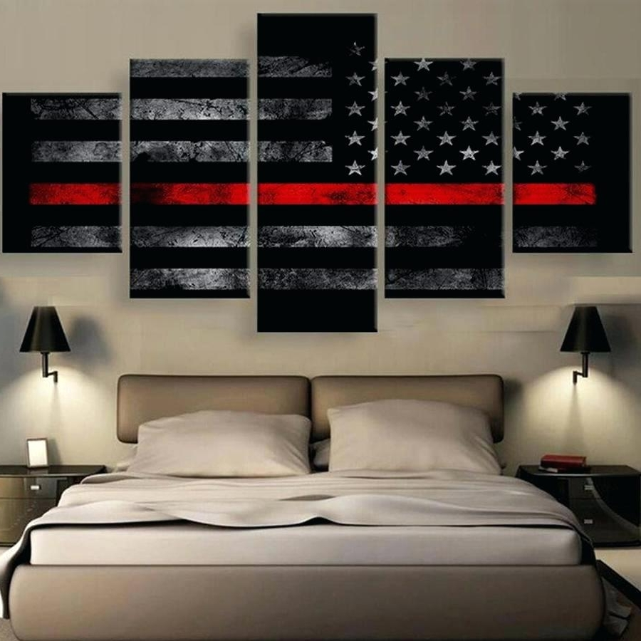 Wall Arts ~ 5 Panel Canvas Art Canada 5 Panels Canvas Prints Multi Regarding Widely Used Canvas Wall Art In Canada (View 5 of 15)