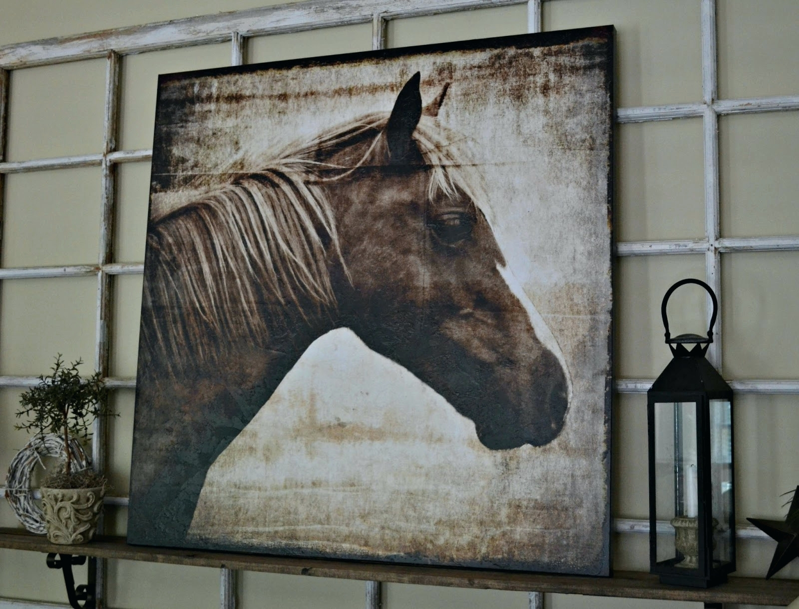 Wall Arts ~ Horse Metal Wall Art Uk Horse Head Metal Wall Art Cool Pertaining To Latest Horses Canvas Wall Art (View 11 of 15)