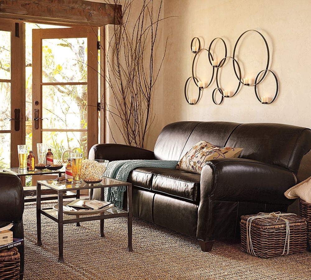 Wall Decor Ideas Intended For Latest Wall Accents For Small Living Room (View 12 of 15)