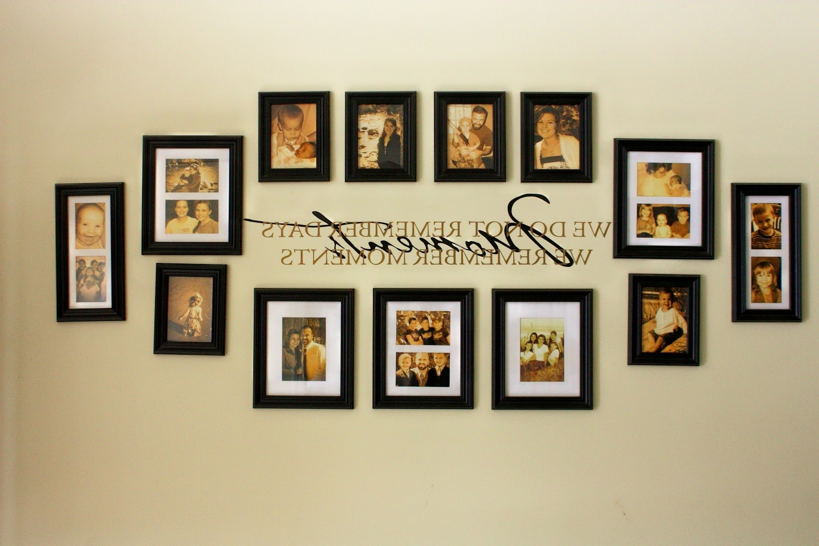 Featured Photo of Frames Wall Accents