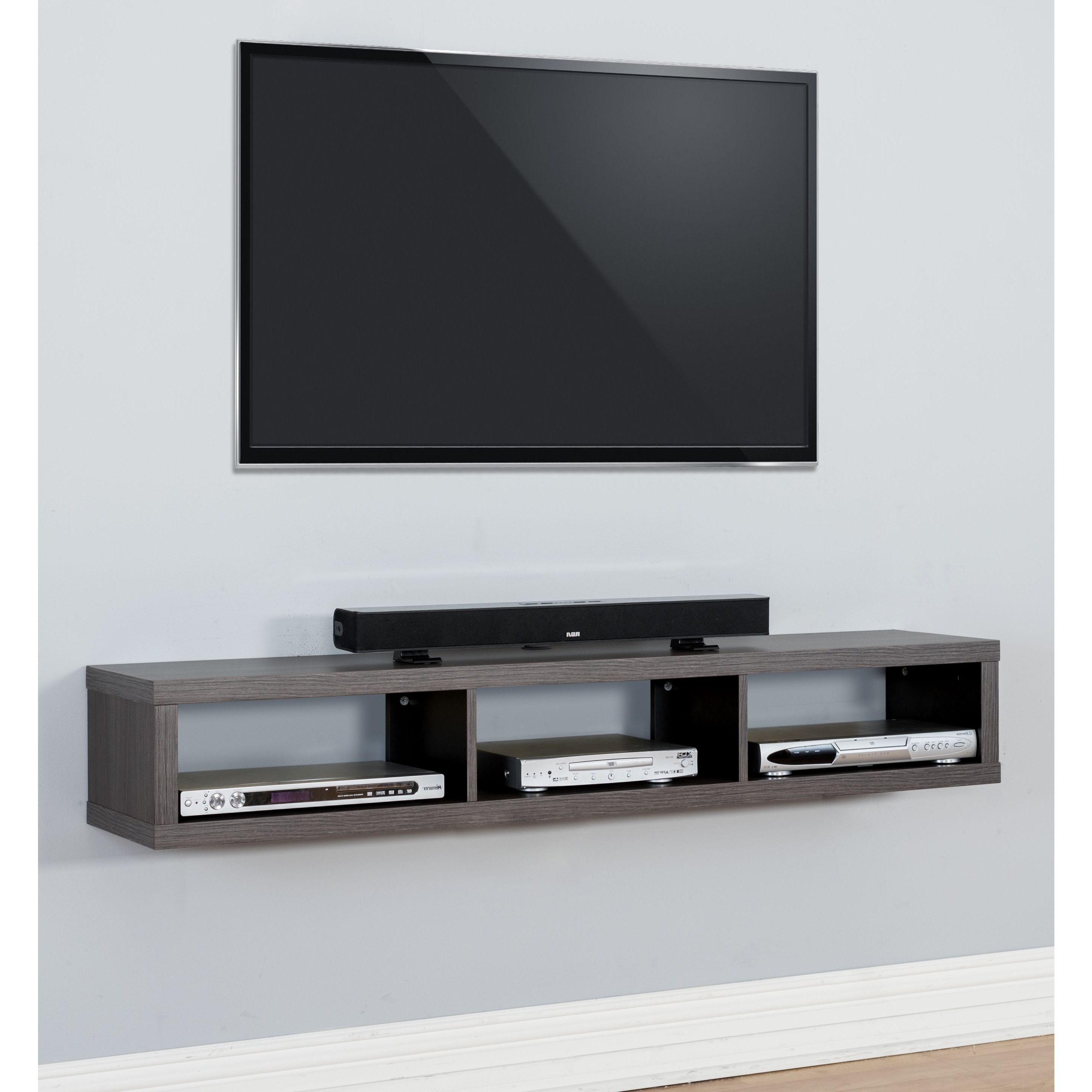 Wall Mounted Tv Console (View 10 of 15)