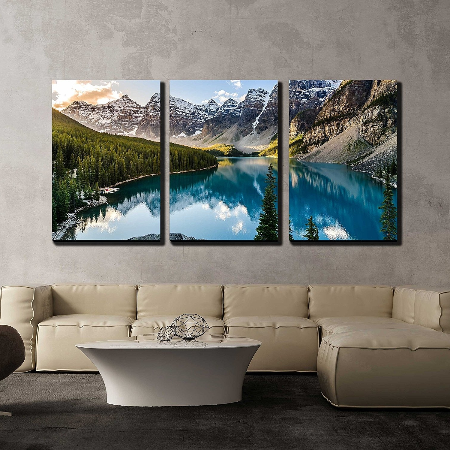 Wall26 – Art Prints – Framed Art – Canvas Prints – Greeting Inside Most Popular Mountains Canvas Wall Art (View 3 of 15)