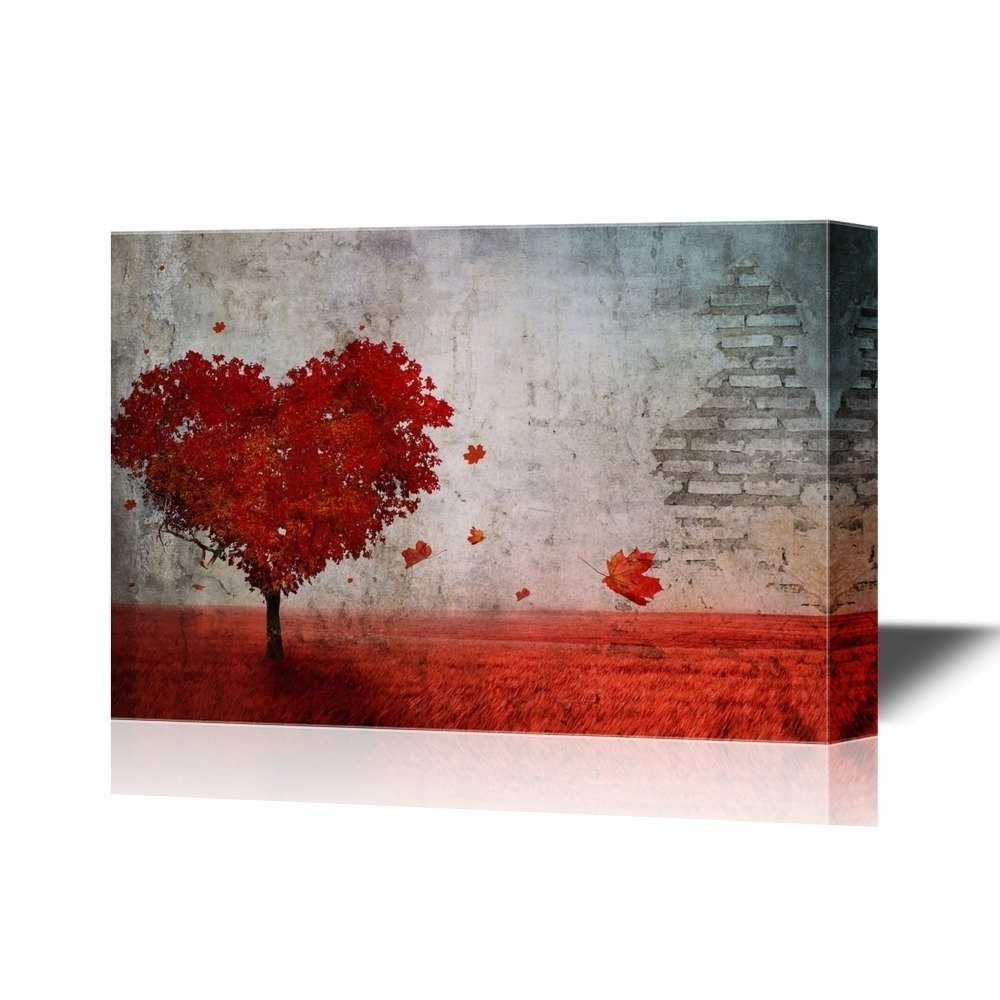 Wall26 – Art Prints – Framed Art – Canvas Prints – Greeting Inside Well Known Hearts Canvas Wall Art (View 14 of 15)