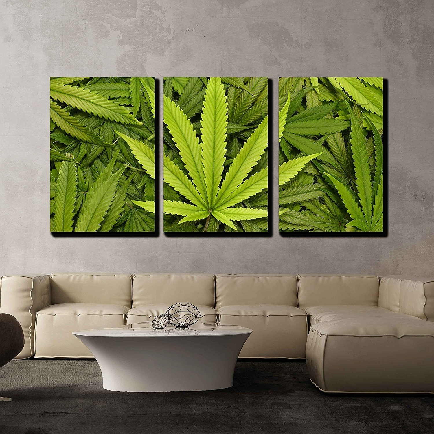 Wall26 – Art Prints – Framed Art – Canvas Prints – Greeting Inside Well Known Leaves Canvas Wall Art (View 14 of 15)