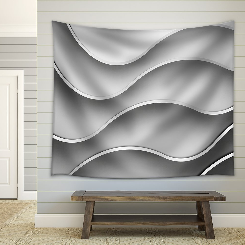 Wall26 – Art Prints – Framed Art – Canvas Prints – Greeting Pertaining To Most Current Geometric Fabric Wall Art (View 13 of 15)