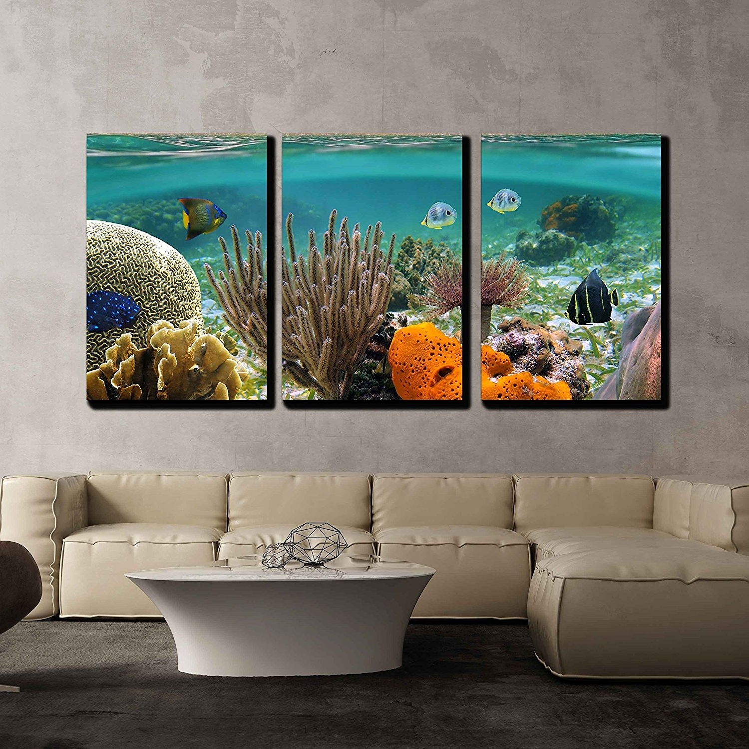 2020 Latest Beach Canvas Wall Art
