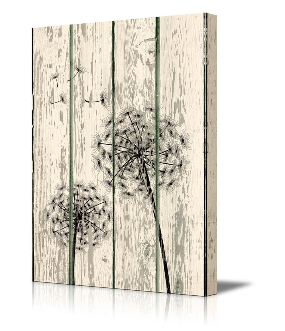 Wall26 – Art Prints – Framed Art – Canvas Prints – Greeting Regarding Widely Used Dandelion Canvas Wall Art (View 14 of 15)