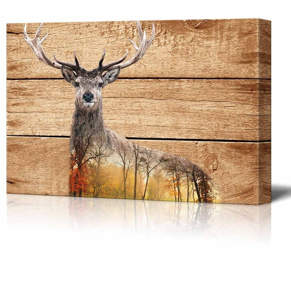 Wall26 – Art Prints – Framed Art – Canvas Prints – Greeting With Regard To Famous Rustic Canvas Wall Art (View 6 of 15)