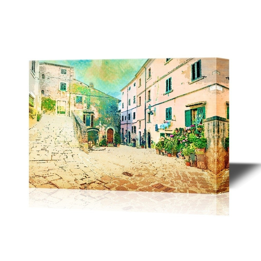 Wall26 – Art Prints – Framed Art – Canvas Prints – Greeting With Well Known European Framed Art Prints (View 8 of 15)