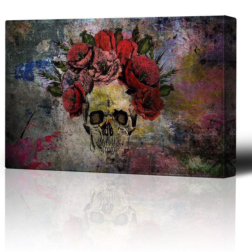 Wall26 – Art Prints – Framed Art – Canvas Prints – Greeting Within Current Flowers Framed Art Prints (View 12 of 15)