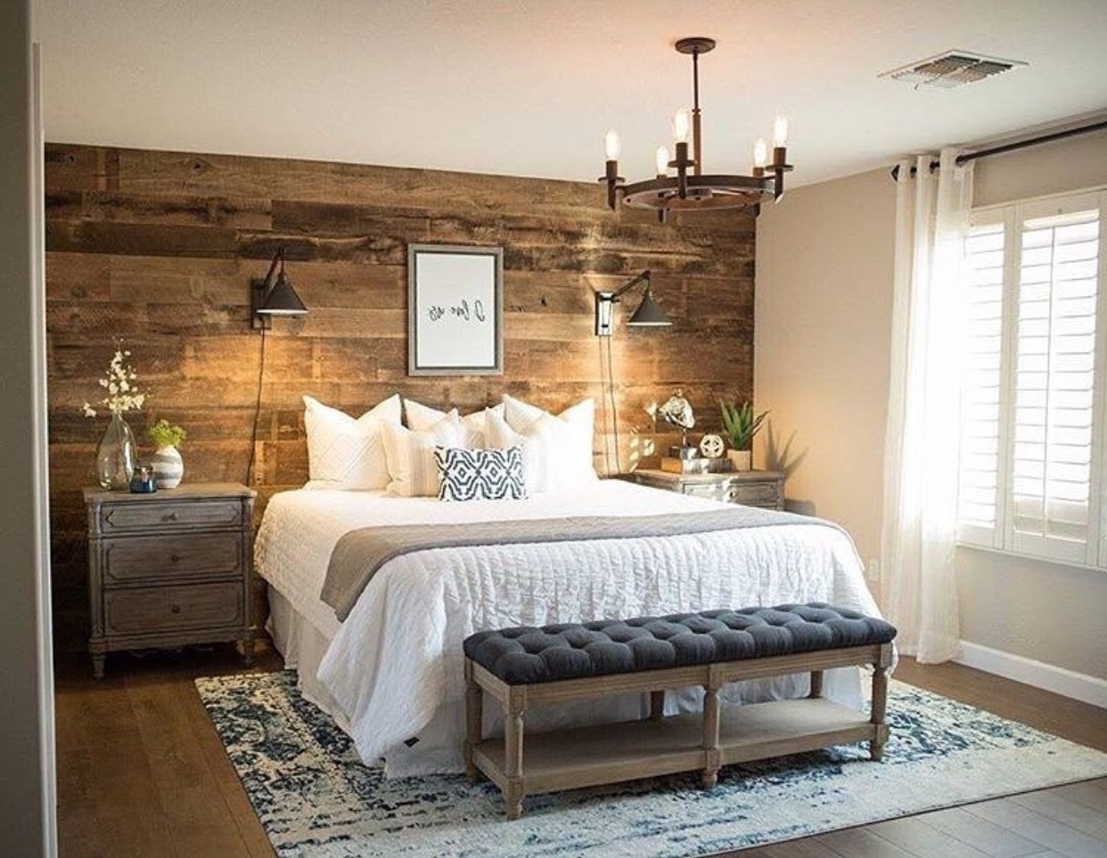 Walls, Bedrooms Inside Earth Tones Wall Accents (View 15 of 15)