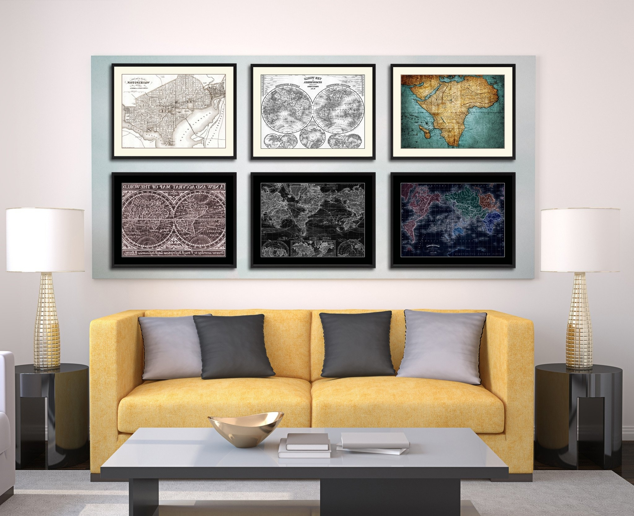 15 The Best Washington Dc Framed Art