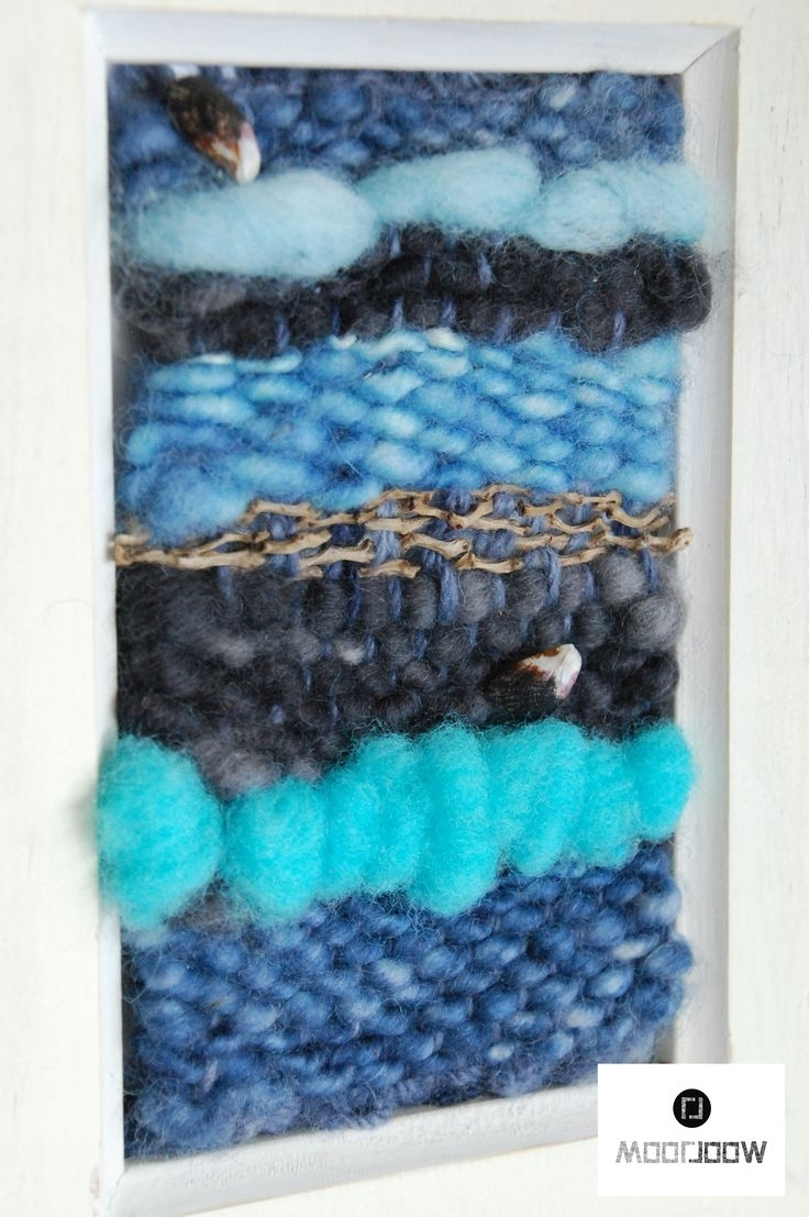 Weaving, Closure Weave And Throughout Woven Textile Wall Art (View 11 of 15)