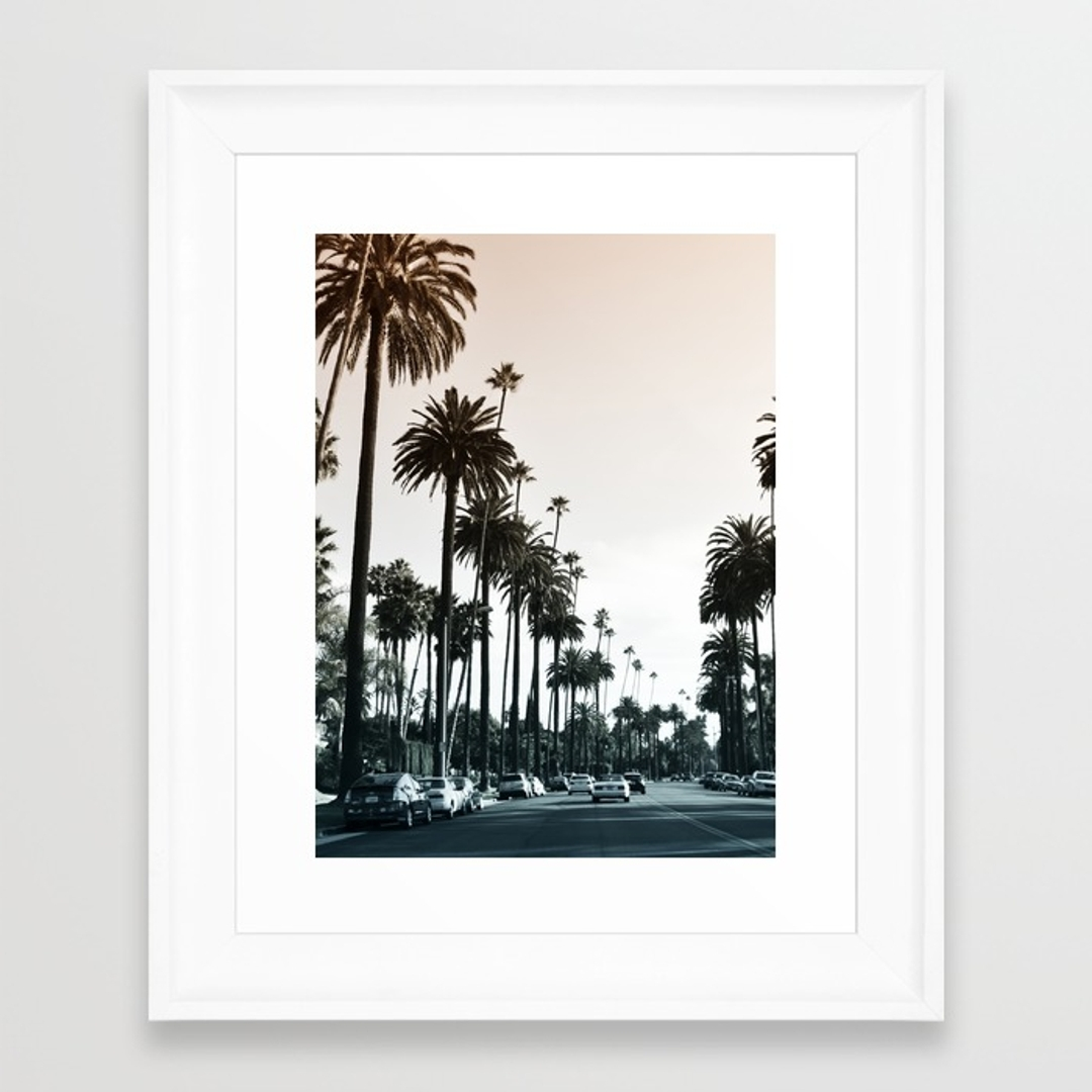 Well Known Beverlyhills Framed Art Prints (View 12 of 15)