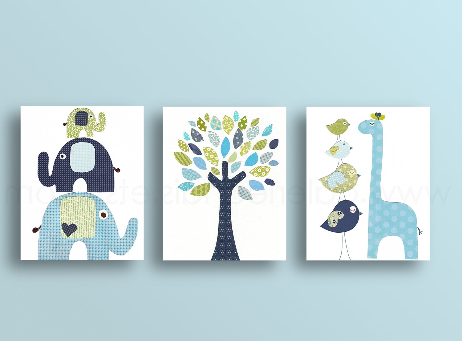 Well Known Boy Nursery Wall Decor Picture (View 15 of 15)