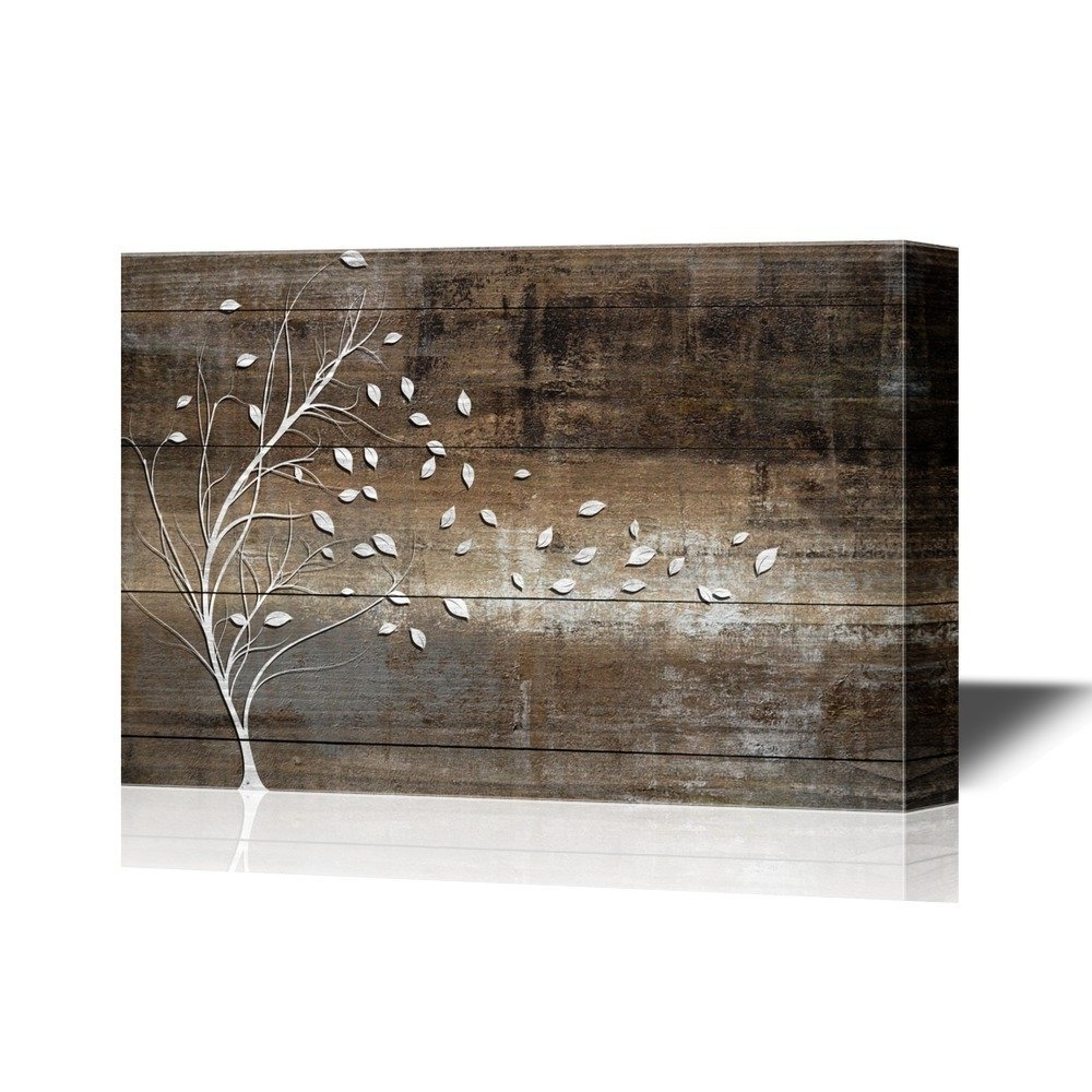Well Known Canvas Wall Art Of Trees Pertaining To Wall26 – Art Prints – Framed Art – Canvas Prints – Greeting (View 14 of 15)