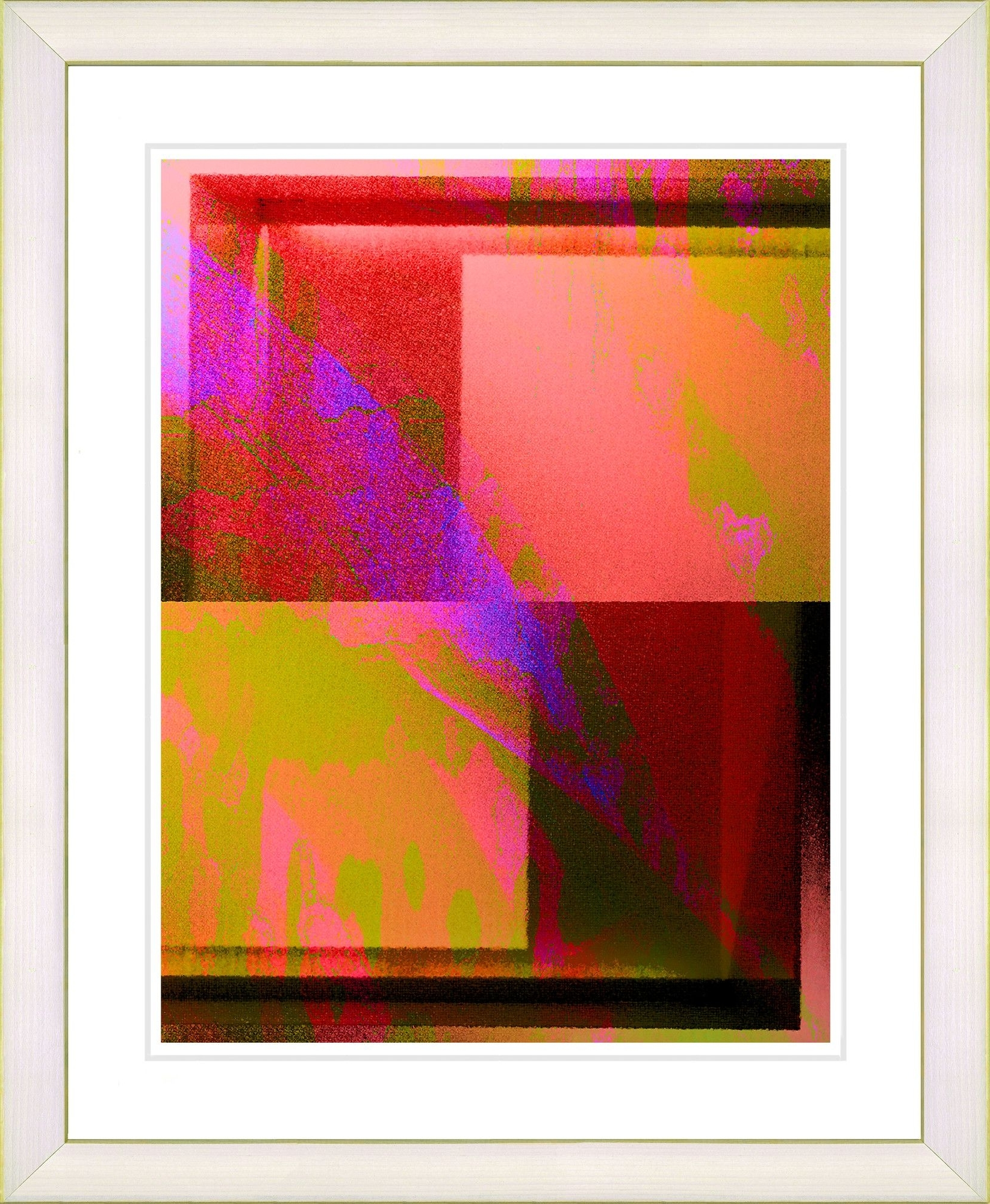 Well Known Cinnabar Quezhee Singer Framed Fine Art Giclee Painting Print Within Framed Fine Art Prints (View 14 of 15)