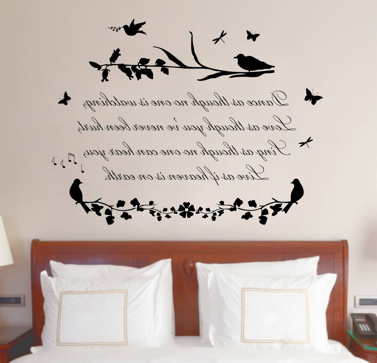 Well Known Dance Quotes Canvas Wall Art Throughout Love Quotes Images: Love Quote Wall Art Canvas Vinyl Adhesive Wall (View 15 of 15)