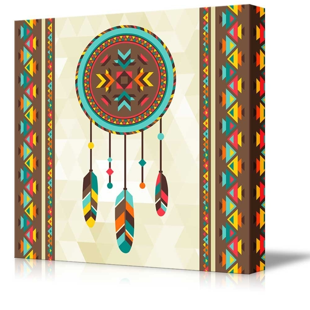 Well Known Ethnic Canvas Wall Art With Wall26 – Art Prints – Framed Art – Canvas Prints – Greeting (View 10 of 15)