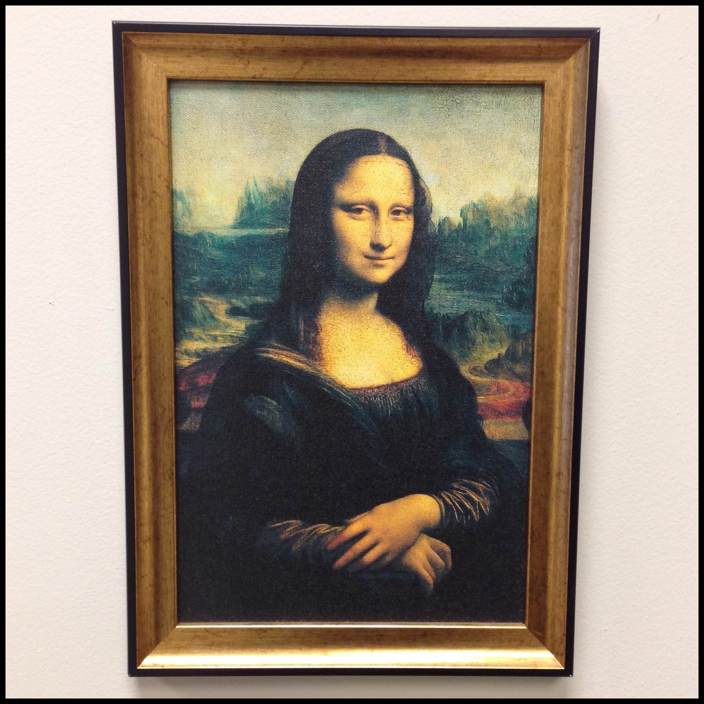 Well Known Framed Classic Art Prints For Selecting The Best Frame For Your Canvas Print Or Fine Art (View 9 of 15)