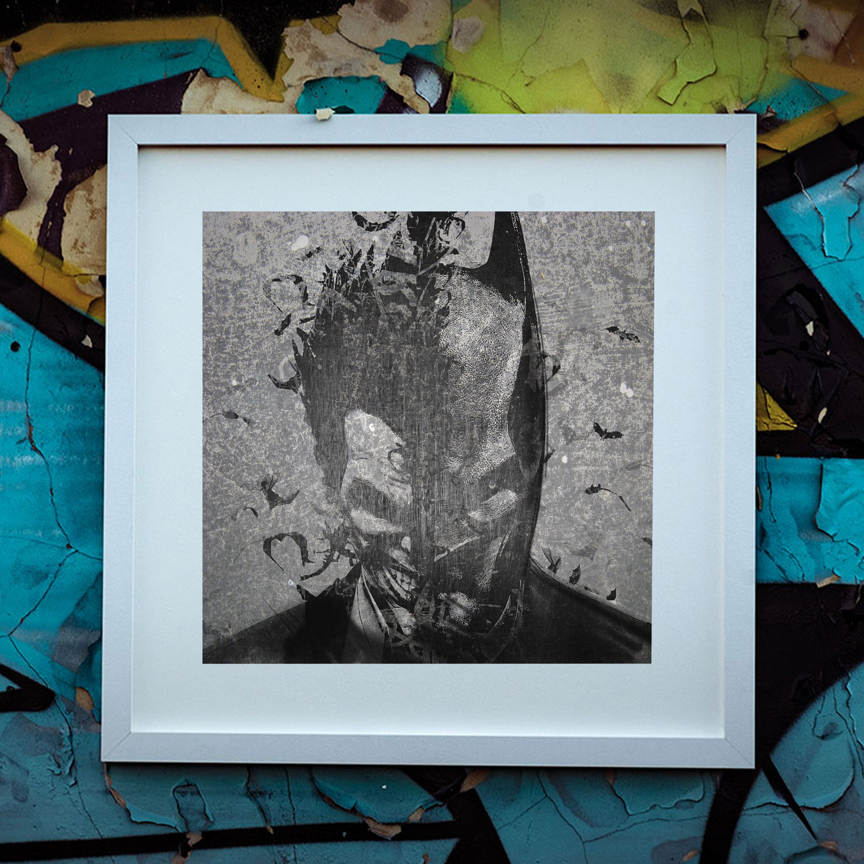 Well Known Framed Fine Art Prints In Duality – Heroes Fine Art From Boyd – Graff (View 13 of 15)