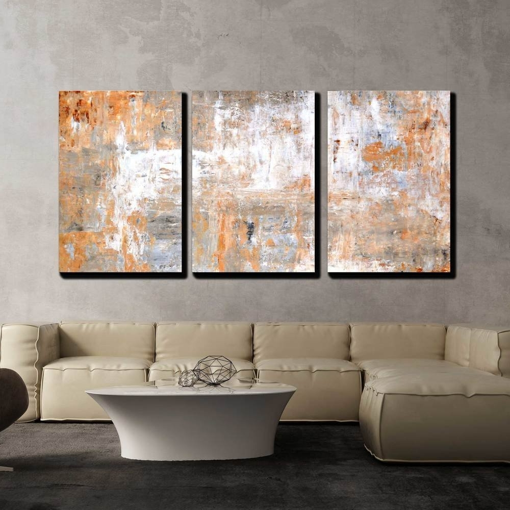 Well Known Grey Canvas Wall Art For Wall26 – Art Prints – Framed Art – Canvas Prints – Greeting (View 7 of 15)