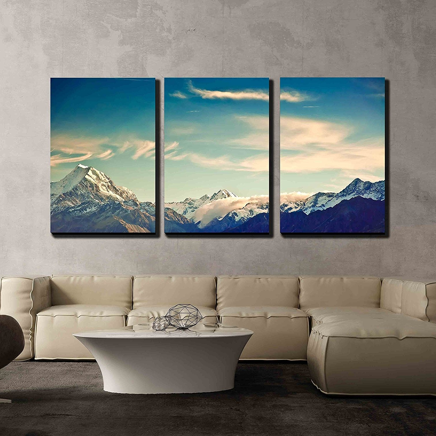 Featured Photo of New Zealand Canvas Wall Art