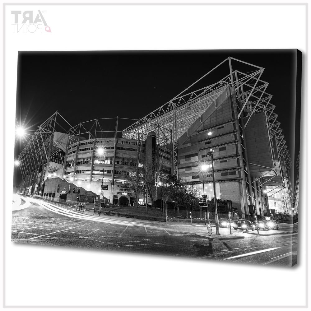 Well Known Newcastle Canvas Wall Art Pertaining To St (View 5 of 15)