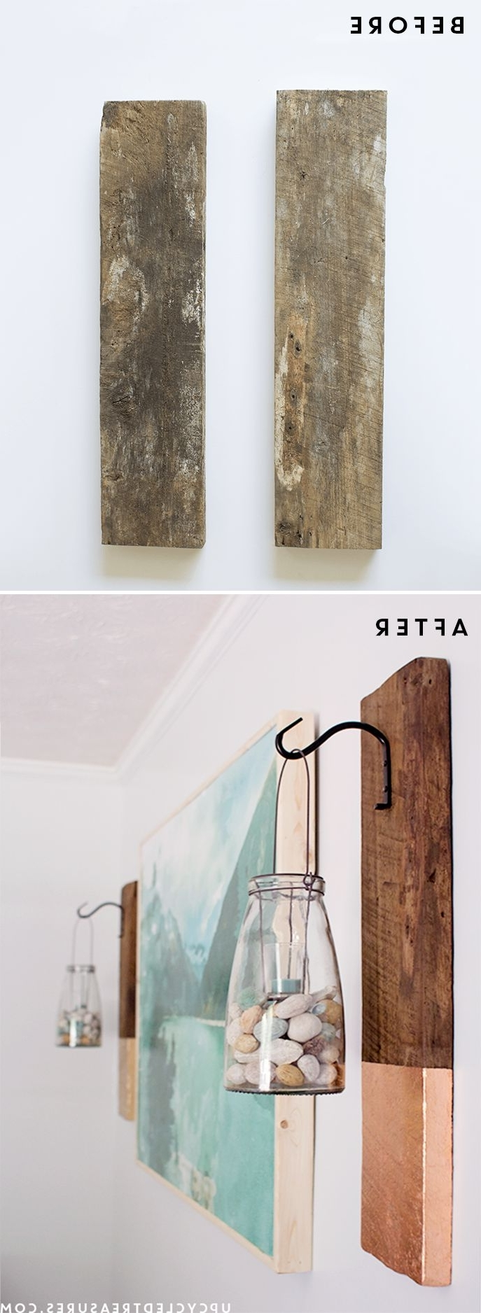 Well Known Rustic Fabric Wall Art Intended For Modern Rustic Wall Decor – Idfabriek (View 7 of 15)