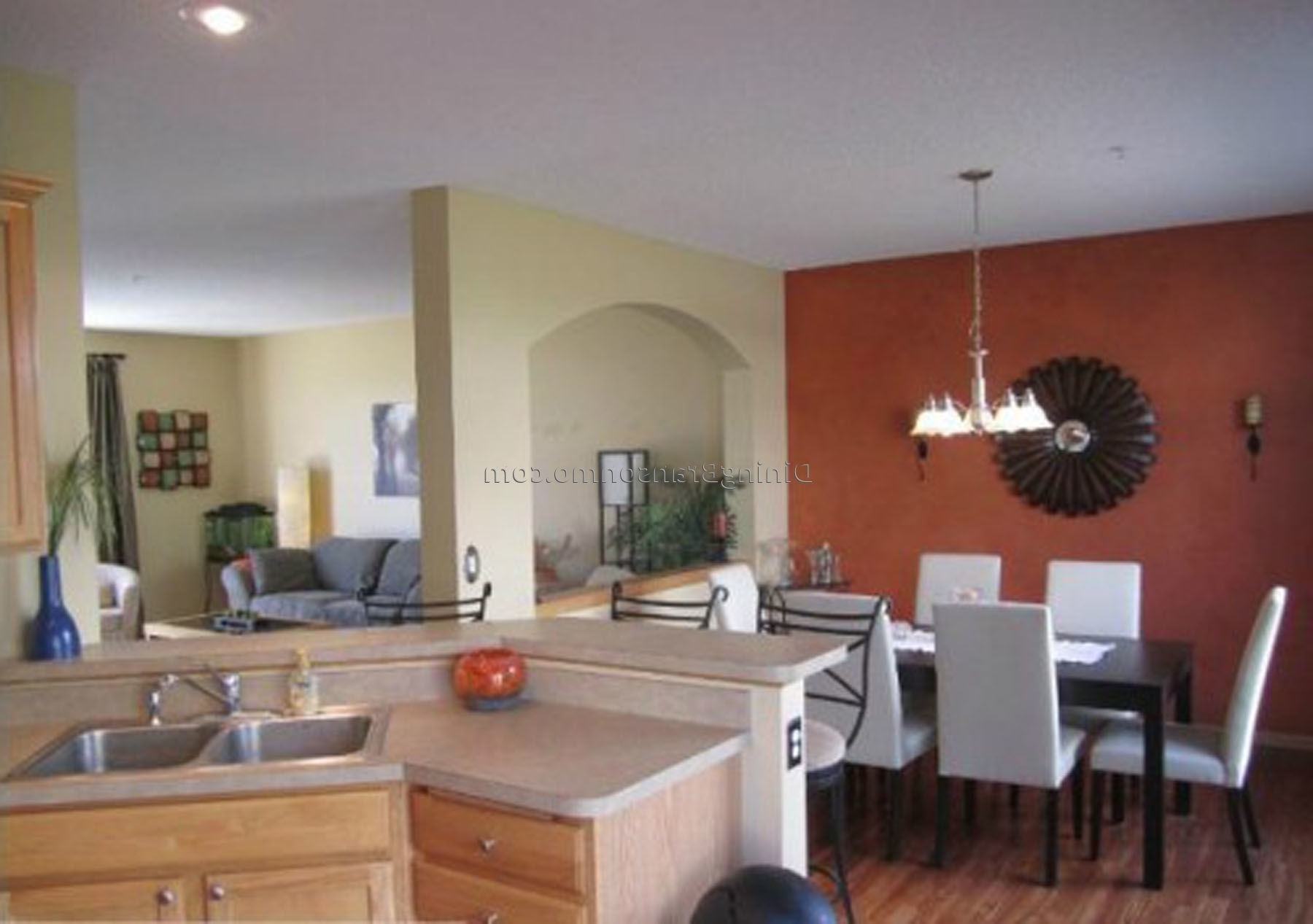 Well Known Wall Colors And Accents Regarding Uncategorized (View 15 of 15)