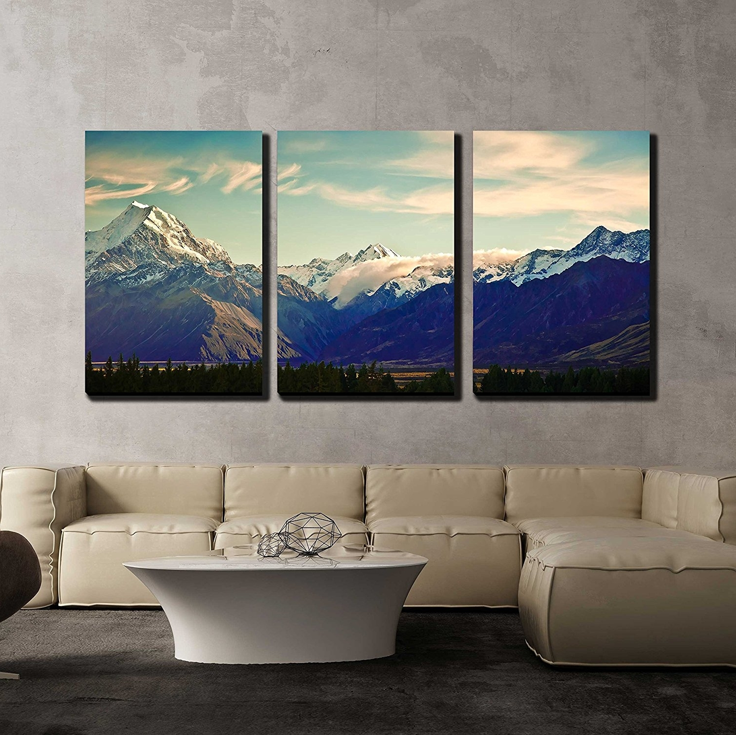 Well Known Wall26 – Art Prints – Framed Art – Canvas Prints – Greeting Pertaining To New Zealand Canvas Wall Art (View 14 of 15)