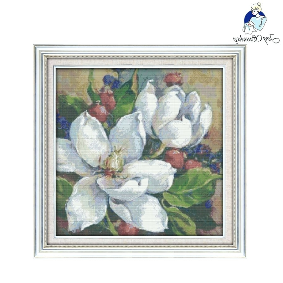 Well Liked Joy Canvas Wall Art With Regard To Wall Arts ~ Outstanding Magnolia Market Wall Art Joy Sunday Oil (View 15 of 15)
