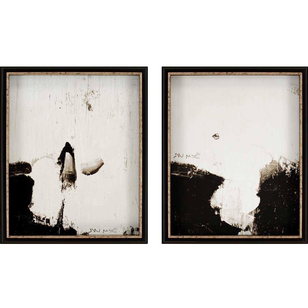 Widely Used Black Framed Art Prints Pertaining To Modern Art Framed Prints (View 13 of 15)