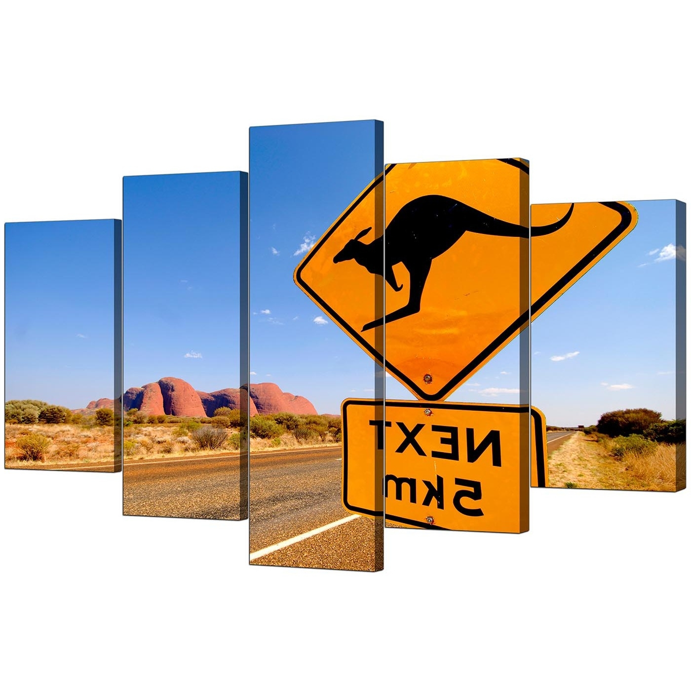 Widely Used Canvas Wall Art In Australia Regarding Australia Canvas Prints For Your Living Room – 5 Panel (View 15 of 15)