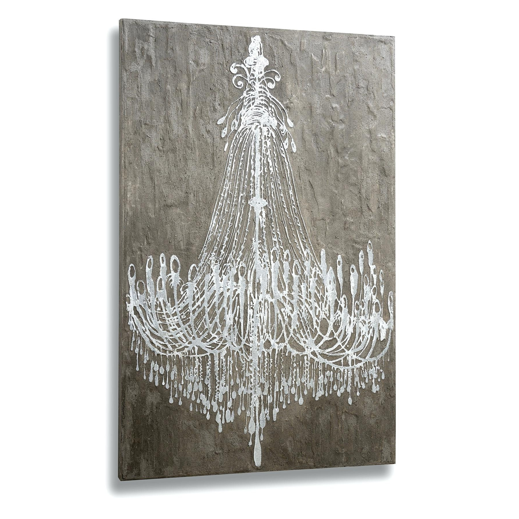Widely Used Chandelier Canvas Art Unique Wall Ideas Chandelier Wall Art With Chandelier Canvas Wall Art (View 15 of 15)