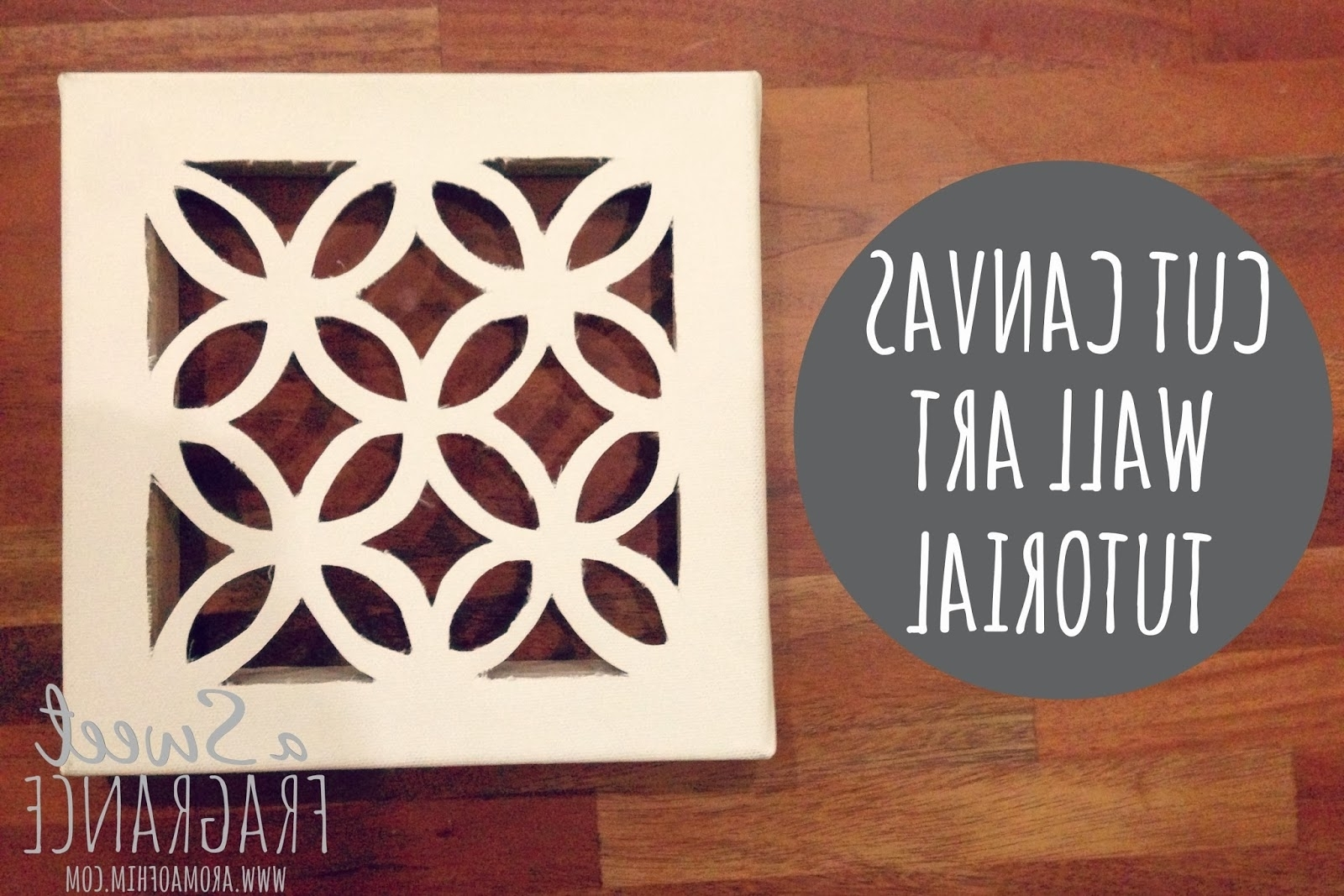 Widely Used Diy Cut Canvas Wall Art That Looks Expensive But Is Cheap To Make With Diy Canvas Wall Art (View 15 of 15)